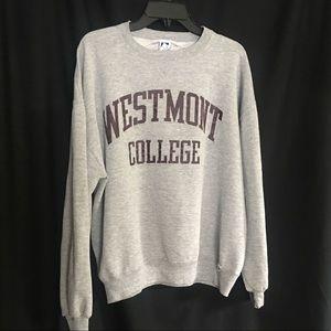Vintage Westmont college sweatshirt